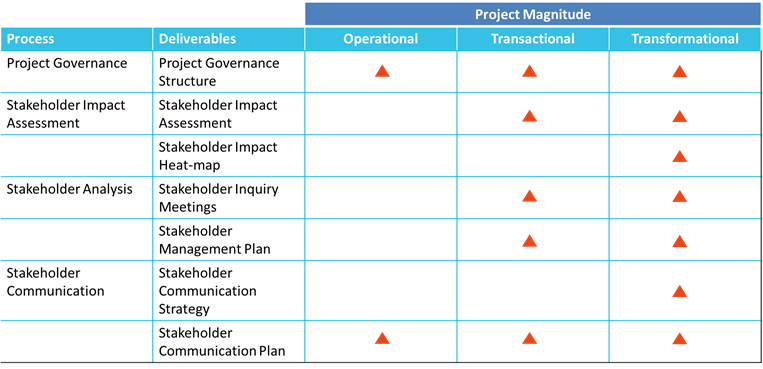 Right-Sizing Project Management | Darby Consulting