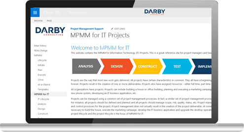 Project Planning Management Darby Consulting