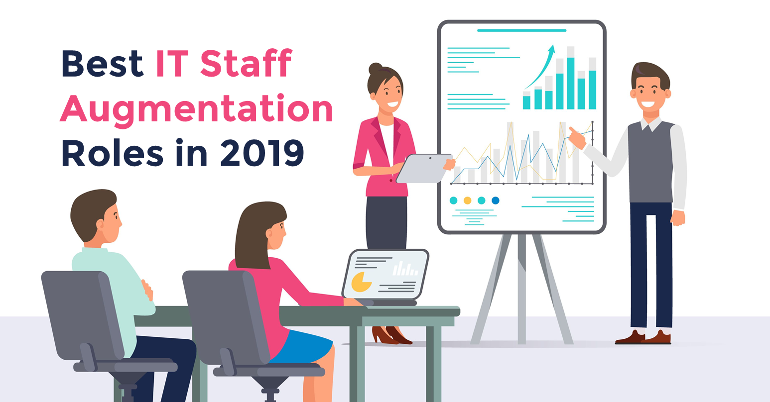 The Top 5 IT Staff Augmentation Roles